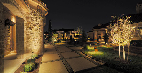 Landscape Lighting Contractor Outdoor Lighting